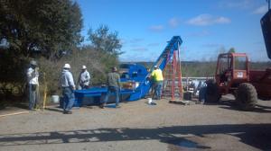 Hi-Lo Industrial Duty Incline Chain Conveyor